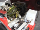 770KNX engine bay
