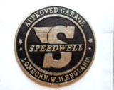 Speedwell Plaque